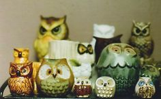 The more the merrier! Thanks for sharing Amber! :) 70s owls