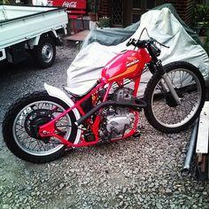 2010#garagebuild#XL250S