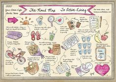 Lorna Jane's road map to active living