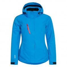 #Icepeak Kaisa #winterjas dames turquoise
