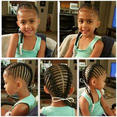 Setting up a hair care regimen for your child Childrens Hairstyles, Lil Girl Hairstyles, Natural Hairstyles For Kids, Kids Braided Hairstyles, Princess Hairstyles, Natural Hair Styles, Short Hair Styles, Teenage Hairstyles, Black Hairstyles