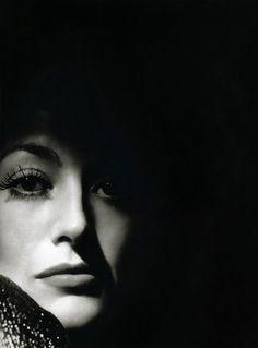 Joan Crawford ~ Photo by Annie Leibovitz