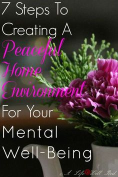 These are GREAT IDEAS for SIMPLE, INEXPENSIVE improvements to where I spend the most time...MY HOME♥♥♥ Since being diagnosed with Fibromyalgia/CFS/ME, I need all the help I can get to maintain a GOOD MENTAL state! These tips will HELP! *Pin now read later