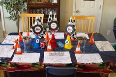 "Photo 1 of 54: Disney Cars/Children / Birthday ""Disney Cars Double Birthday "" 