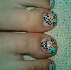 Toe Nail Art, Toe Nails, Mani Pedi, Pedicure, Nail Designs, Designed Nails, Stickers, Model, Polish Nails