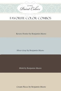 e4d358010b06198795217654178c317f French Houses Color Combination by Benjamin Moore