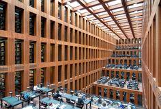 university of berlin library