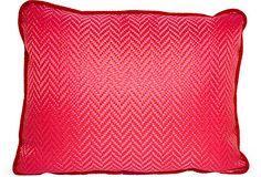 Affen Throw Pillow on OneKingsLane.com by Cush Cush Design.