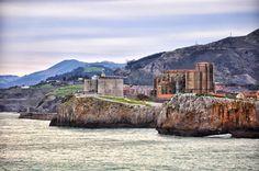 Castro Urdiales, Cantabria @Turismo en España - Tourism in Spain @Visita Cantabria