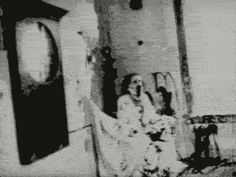 Begotten is a 1990 surreal horror experimental film written, produced and directed by E Elias Merhige. The film was shot entirely in black-and-white with no dialogue whatsoever. The film is basically. Creepy Old Photos, Creepy Images, Creepy Pictures, Ghost Pictures, Strange Pictures, Vintage Bizarre, Creepy Vintage, Vintage Horror, Vintage Halloween