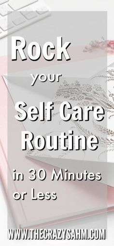 All momma's need to be paying attention to their self care, but who has time? Check out these 20 self care ideas you can do in 20 minutes or less!