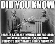 Charles S L Baker - Inventor