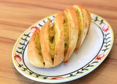 paine acordeon cu branza Baked Potato, Bacon, Bread, Cooking, Ethnic Recipes, Food, Kitchen, Brot, Essen