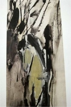 Sohrab Sepehri (Iran, 1928-1980) and her abstract art where the oil has the taste of ink