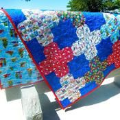 Holiday Plus Quilt