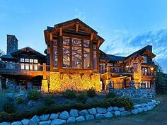 Exquisite ski/in ski/out Deer Valley home.