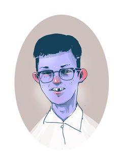 Digital Sketchbook by Slav Gipsy, via Behance
