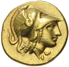 God Stater of Alexander the Great #Greek and #Roman coins • The Museum