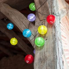 10 Mixed-color Lantern LED String Lights Warm White Wedding Christmas Party Home Solar Powered Lights, Solar Lights, Fairy Lights, String Lights Outdoor, Outdoor Lighting, Lantern Post, Color Mixing, Lanterns, Wedding Decorations