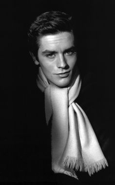 Alain Delon- gorgeous