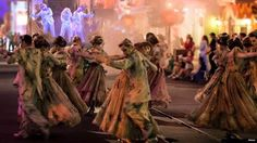 "Exciting news: the all-new ""Frightfully Fun Parade"" debuts this year exclusively during Mickey's Halloween Party at Disneyland Park! This separately ticketed event is hosted over 17 nights from Sept. 23 - Oct. 31, 2016 – purchase your tickets early and save! Contact me at Our Laughing Place Travel for info.  tracee@olptravel.com"
