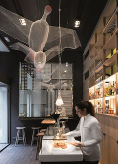 Petit Comitè, el nuevo restaurante de Nandu Jubany diseñado por lagranja.