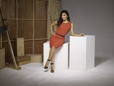 Pin for Later: Eva Longoria Loves Being a Fashion Designer So Much, She Would Quit Acting For It On How She Defines Her Line