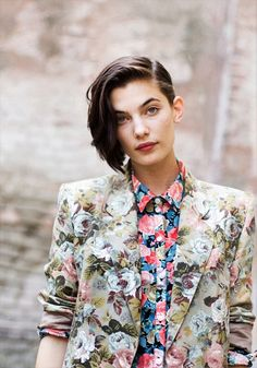 77 Amazing Floral Blazer Outfit Idea You Should Already Own