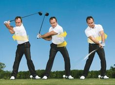 Here's how to perfect your downswing and hit powerful shots.