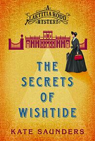 The Secrets of Wishtide by Kate Saunders