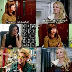 Holtzbert meets Swan Queen ~ Ghostbusters (2016) meets Once upon a time