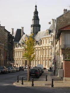 Reims, France (Hotel de Ville)