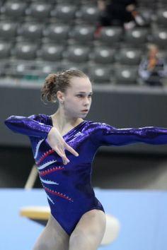 Rebbeca Bross, women's gymnastics, gymnast n.10.1 #KyFun