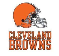 The Cleveland Browns logo.First Energy Stadium Cleveland Browns Wallpaper, Cleveland Browns Football, Cleveland Rocks, Nfl Football, Football Helmets, Cincinnati Bengals, Cleveland Ohio, American Football, Football Fever