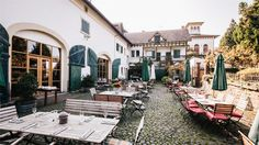 Happy Weekend, Wedding Locations, Germany Travel, Modern Luxury, Beautiful Places, Street View, Villa, World, House