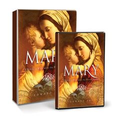 """Mary: A Biblical walk with the Blessed Mother"" An amazing sacred scripture course, which features footage of the Holy Land and video commentary by Edward Sri. 8 sessions.  For more information http://ascensionpress.com/t/category/study-programs/mary/mary-a-biblical-walk-with-the-blessed-mother"