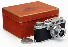Wow!  I want this!  Leica III / Leica Elmar 50mm 35 / Rare Condition by gyuhyung, $1199.99