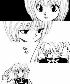 hunter x hunter kurapika manga - Google'da Ara