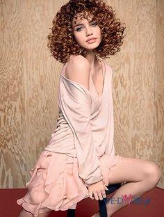 loki, bob - Camille Albane #polkipl | #włosy | #fryzury