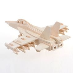 wood jet puzzle - Google Search