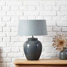 Ceramic+Panarea+Lamp+Base+-+Small