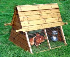 smaller ark/chicken tractor