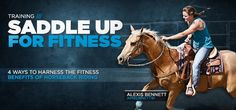 Bodybuilding.com - 4 Ways To Harness The Fitness Benefits Of Horseback Riding