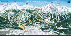 Places I need to go - Ski Breckenridge Mountain Ski, Colorado in the late winter Breckenridge Mountain, Breckenridge Vacation Rentals, Breckenridge Ski Resort, Breckenridge Colorado, Colorado Ski Resorts, Colorado Trail, Skiing Colorado, Ski Vacation, Vacation Spots