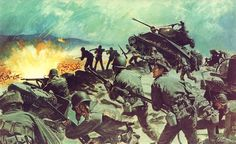 Chipyong-ni Breakthrough! 23d Infantry Combat Team, 2ID. Feb 1951.