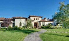 Britney Spears' home in Thousand Oaks, CA