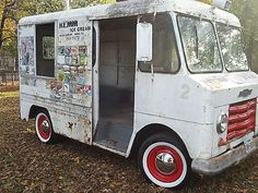Chevrolet : Other DELIVERY TRUCK 1965 CHEVY P10 STEP VAN  ICE CREAM TRUCK RUNS AND DRIVES GREAT - http://www.legendaryfind.com/carsforsale/chevrolet-other-delivery-truck-1965-chevy-p10-step-van-ice-cream-truck-runs-and-drives-great-2/