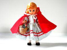 Madame Alexander Doll Red Riding Hood