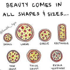 Image via We Heart It https://weheartit.com/entry/157250771 #beauty #food #girls #pizza #quote #text #true