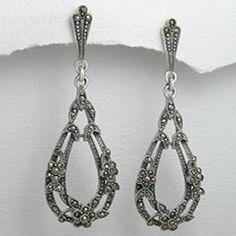 Drop Earrings, Nifty, Vintage, Jewelry, Jewlery, Jewerly, Schmuck, Drop Earring, Jewels
